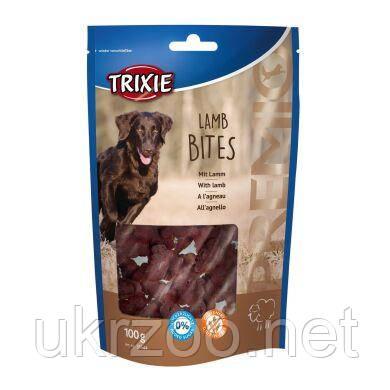 Лакомство для собак Trixie PREMIO Lamb Bites 100 г (ягненок) 31544