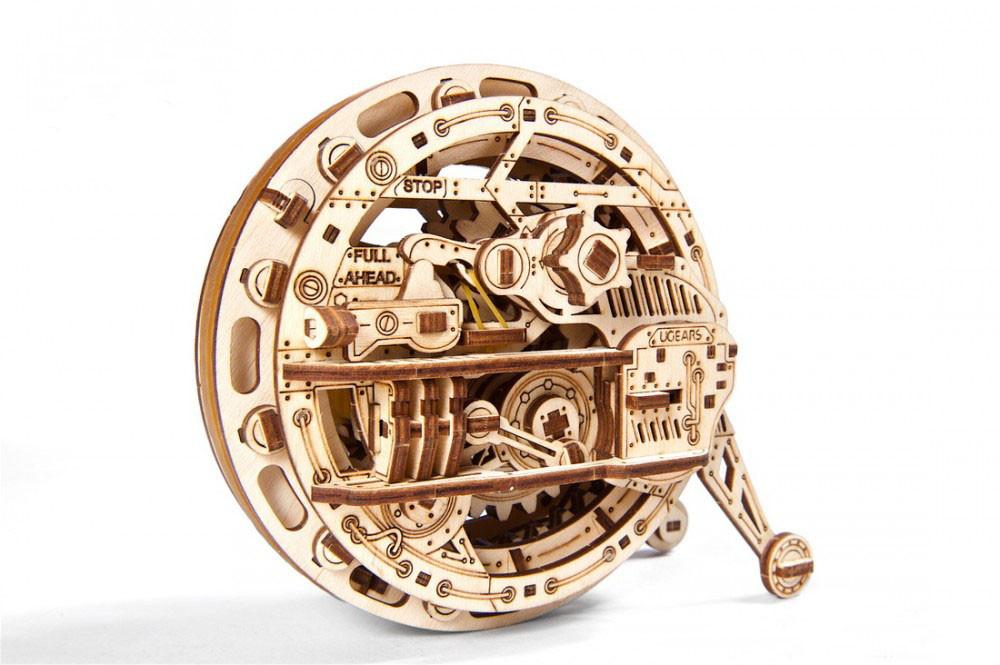 Механические 3D пазлы UGEARS - «Моноколесо»