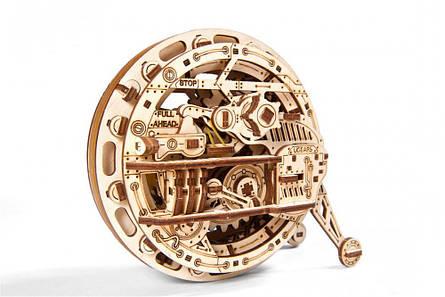 Механические 3D пазлы UGEARS - «Моноколесо», фото 2