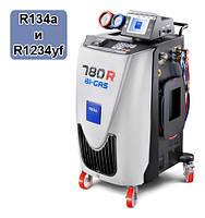 Автоматическая установка заправки автомобильных кондиционеров TEXA Konfort 780R BI-GAS