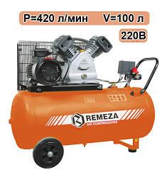 Компрессор Remeza СБ4/С-100.LB30A 220В