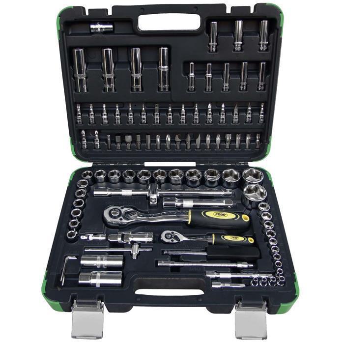Универсальный набор инструмента 94 единицы JBM