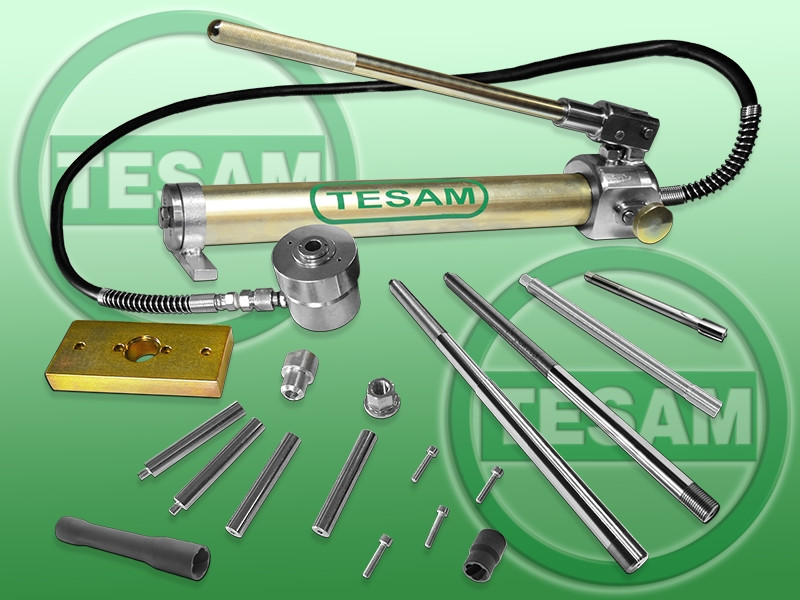 Гидравлический съемник форсунок для двигателей 2.0 M9R, М9T, M1D (Renault, Opel). S0000806 TESAM