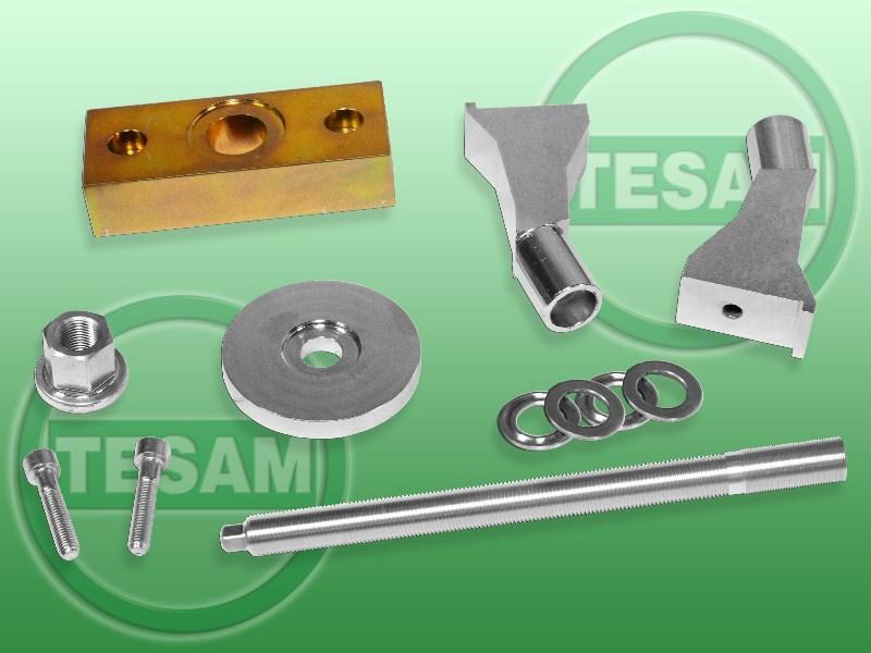 Механический съемник форсунок для двигателей 1.9 F9Q (Renault, Opel, Nissan). TESAM S0000412