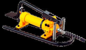Гидравлический ножной насос AD Foot Pump