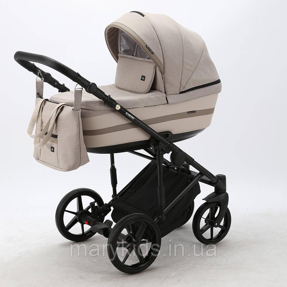 Детская универсальная коляска 2 в 1 Adamex Rimini Lux RI-16