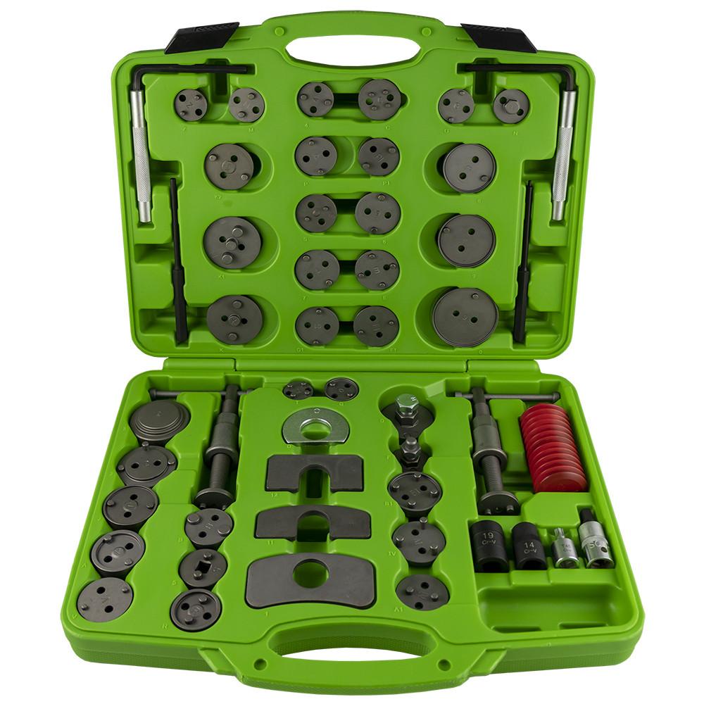 Набор инструментов для утапливания тормозных поршней 50 шт. 52330 JBM