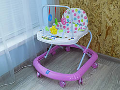 Детские ходунки для детей Bambi M 0591-S