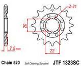 Звезда стальная передняя JT Sprockets JT JTF1323.13SC, фото 2