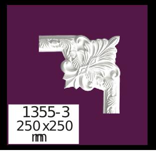 Угол   Home Décor 1355-3 угловой  , лепной декор из полиуретана
