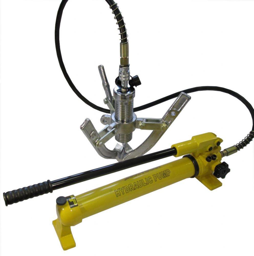 Съемник гидравлический со выносным приводом 50 т. 3СГ50-520