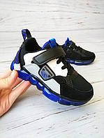Кроссовки для мальчиков W.niko *Светящиеся 28р, 17.5см