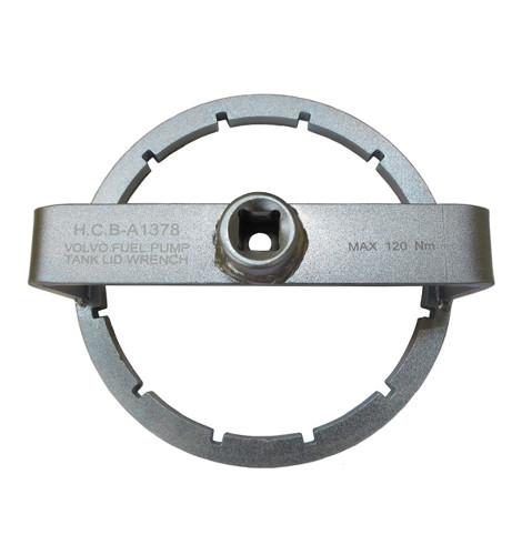 Ключ для крышки топливного насоса VOLVO. A1378 H.C.B.
