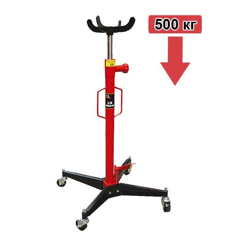 Стойка трансмиссионная 500 кг. TEL05004