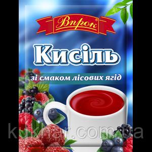 """Кисіль """"Лісова ягода"""" 65г"""