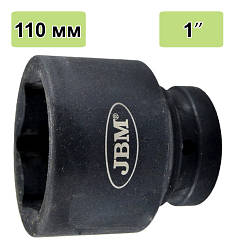 "Ударная головка торцевая 1"" 110 мм. 11622 JBM"