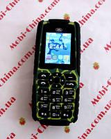 Тактический телефон LAND ROVER XP3300 - 2 Sim, 12000 mAh power bank, фото 1