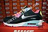 Кроссовки Nike Air Max 90 Black Color Черные женские, фото 5
