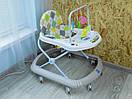 Ходунки для детей M 0591 S, фото 2
