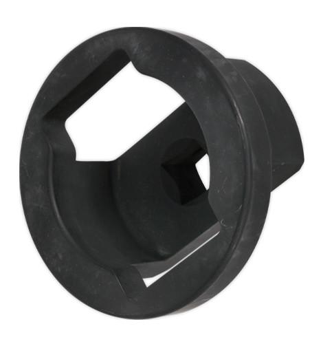 Головка для гайки ступицы оси BPW 12T, 80х50 мм. A1171 H.C.B.