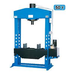 Пресс электрогидравлический напольный 50 т. OMA 665 (Италия)