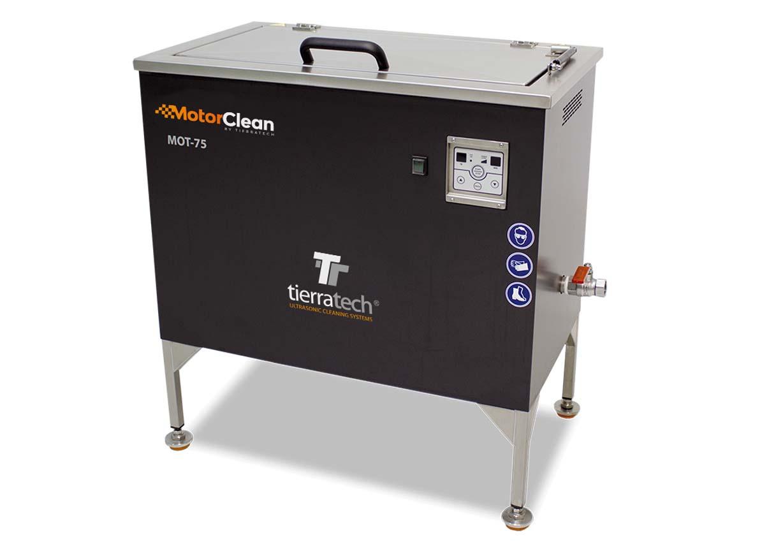 Ультразвуковая ванна 75 л, Motor Clean