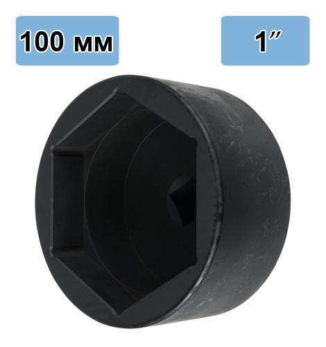"Ударная головка торцевая 100 мм, 1"". B1320-100 H.C.B."