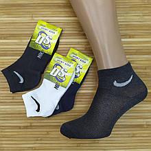 Шкарпетки дитячі літні сітка SPORT N, унісекс, Туреччина, 2 розміру (26-35), асорті, 20014346