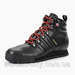 Ботинки adidas JAKE BLAUVELT Оригинал кожаные черные зимние