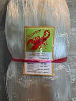 Кукла СКОРПИОН леска 0.2х4 мм яч 70-75х150