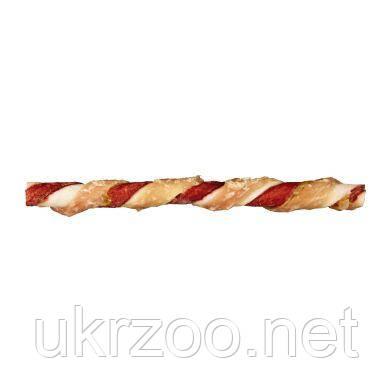 Лакомство для собак Trixie Палочка для чистки зубов Denta Fun 12 см, 80 г / 10 шт. (барбекю) 31376