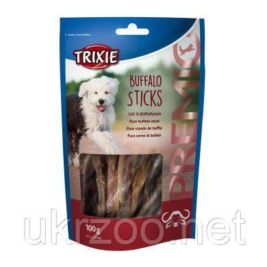 Лакомство для собак Trixie PREMIO Buffalo Sticks 100 г (буйвол) 31402