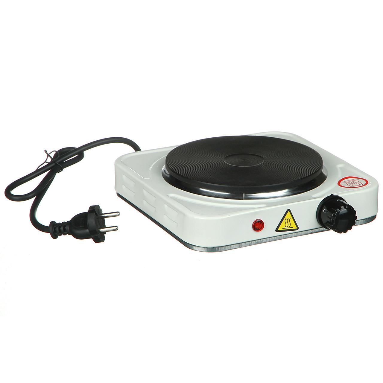 Электрическая плита 1 дисковая  1010A  1000w Royal-Master
