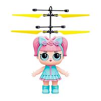 Интерактивная игрушка летающая Кукла Лол