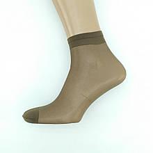 Носки женские капроновые МЭРИ 20 den, мокко, 20021429