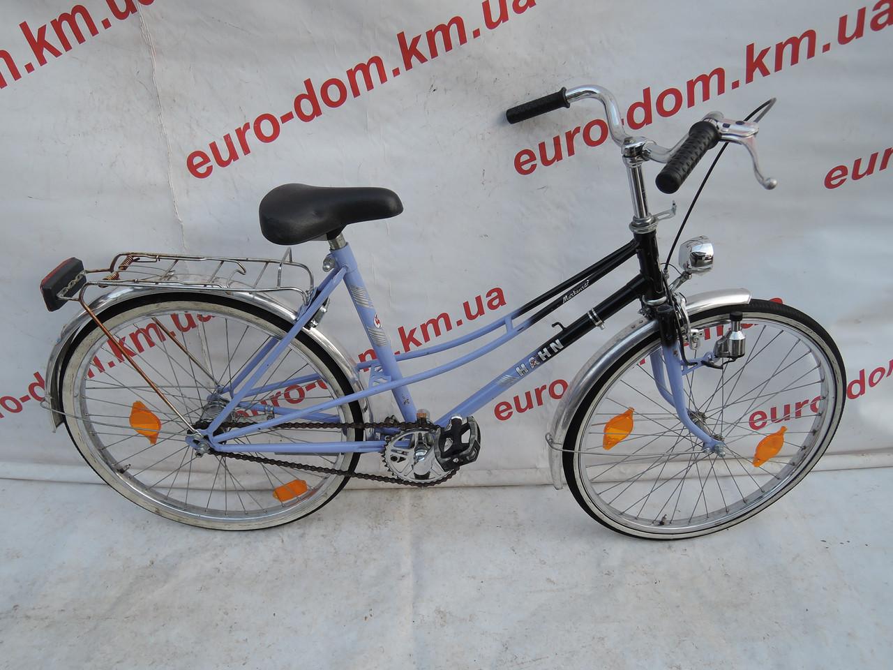 Городской велосипед Hahn 22 колеса. Простой классической велосипед