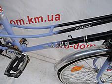 Городской велосипед Hahn 22 колеса. Простой классической велосипед, фото 3