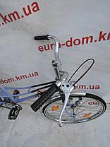 Городской велосипед Hahn 22 колеса. Простой классической велосипед, фото 2