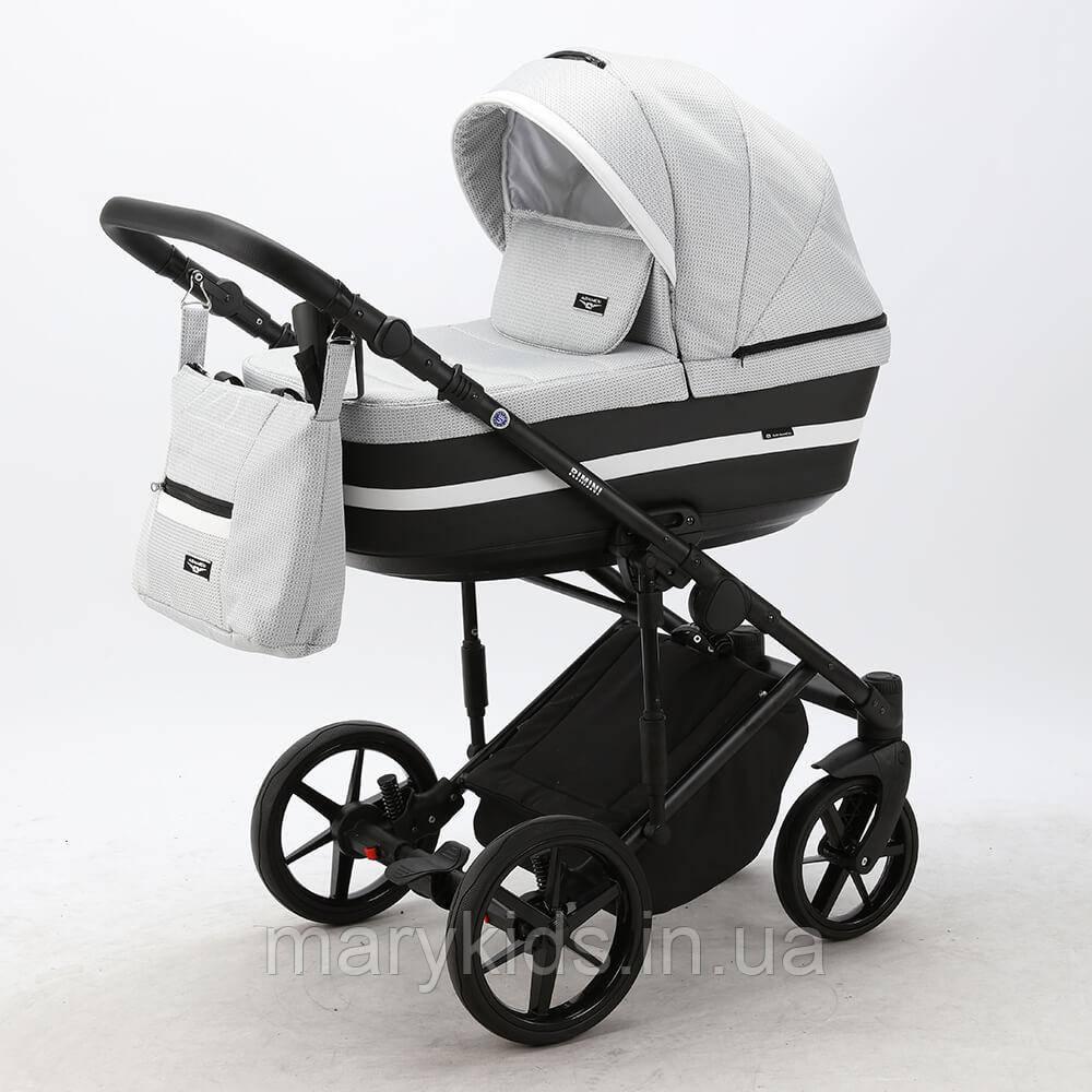 Детская универсальная коляска 2 в 1 Adamex Rimini Lux RI-29