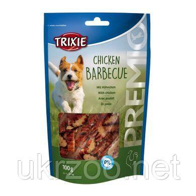 Лакомство для собак Trixie PREMIO Chicken Barbecue 100 г (курица) 31708