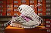 Кроссовки Nike Free Run 2.0 Gray Violet Серые женские, фото 2