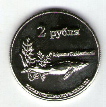 Татарстан 2 рубля 2013 №55
