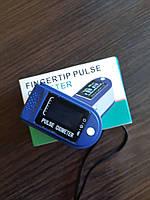 Пульсоксиметр Pulse Oximeter LK-87 на палец с двумя датчиками, измерительный прибор