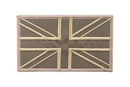 Naszywka UK - olive drab [TMC](для страйкбола)