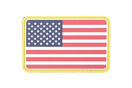 Нашивка флаг USA [TMC](для страйкбола)