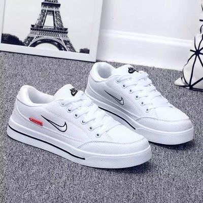 Кеды Nike Supreme SB White Белые женские реплика
