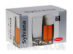 Набір склянок 6шт*390мл (385 см³) SYLVANA 42812 ТМ PASABAHCE