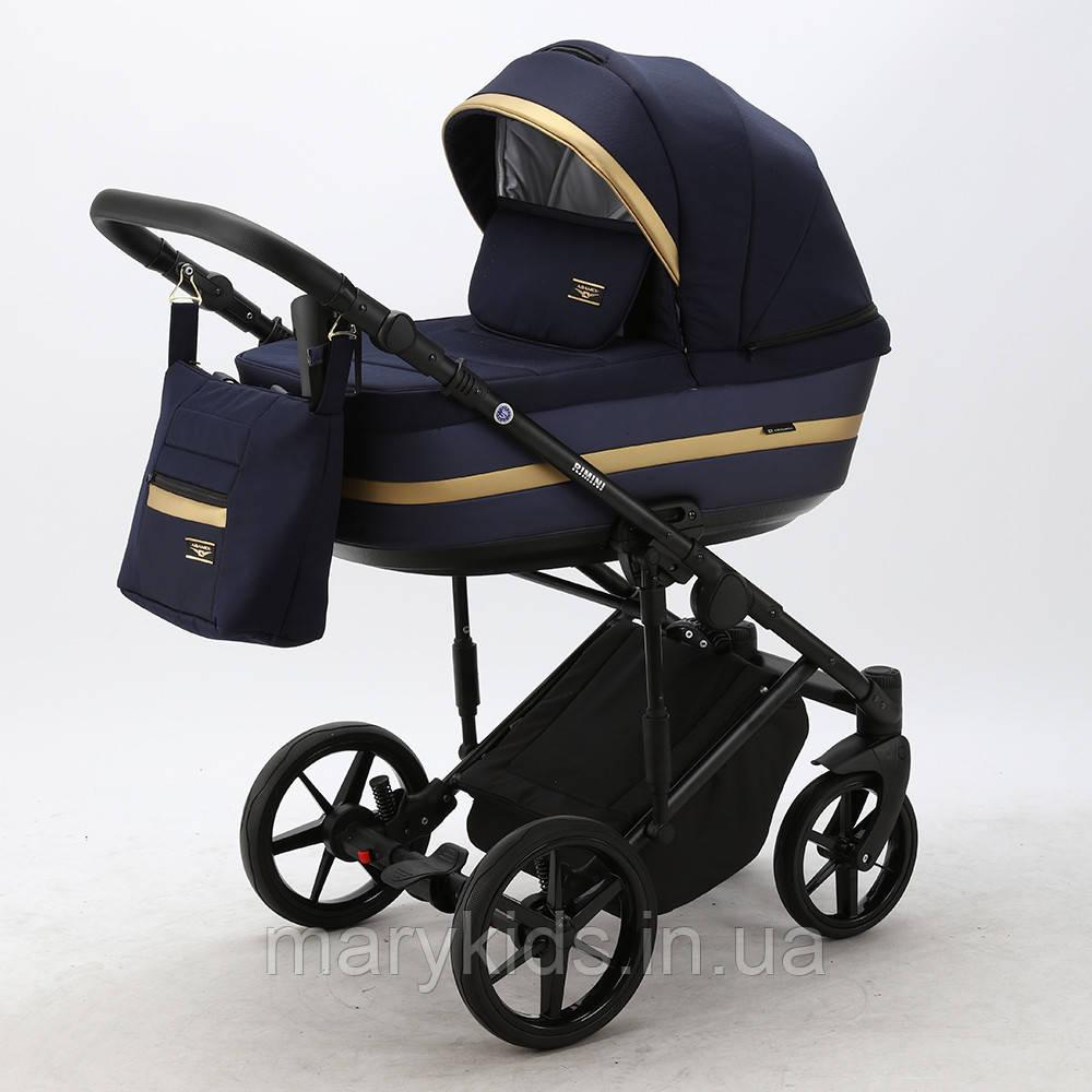 Детская универсальная коляска 2 в 1 Adamex Rimini Lux RI-58