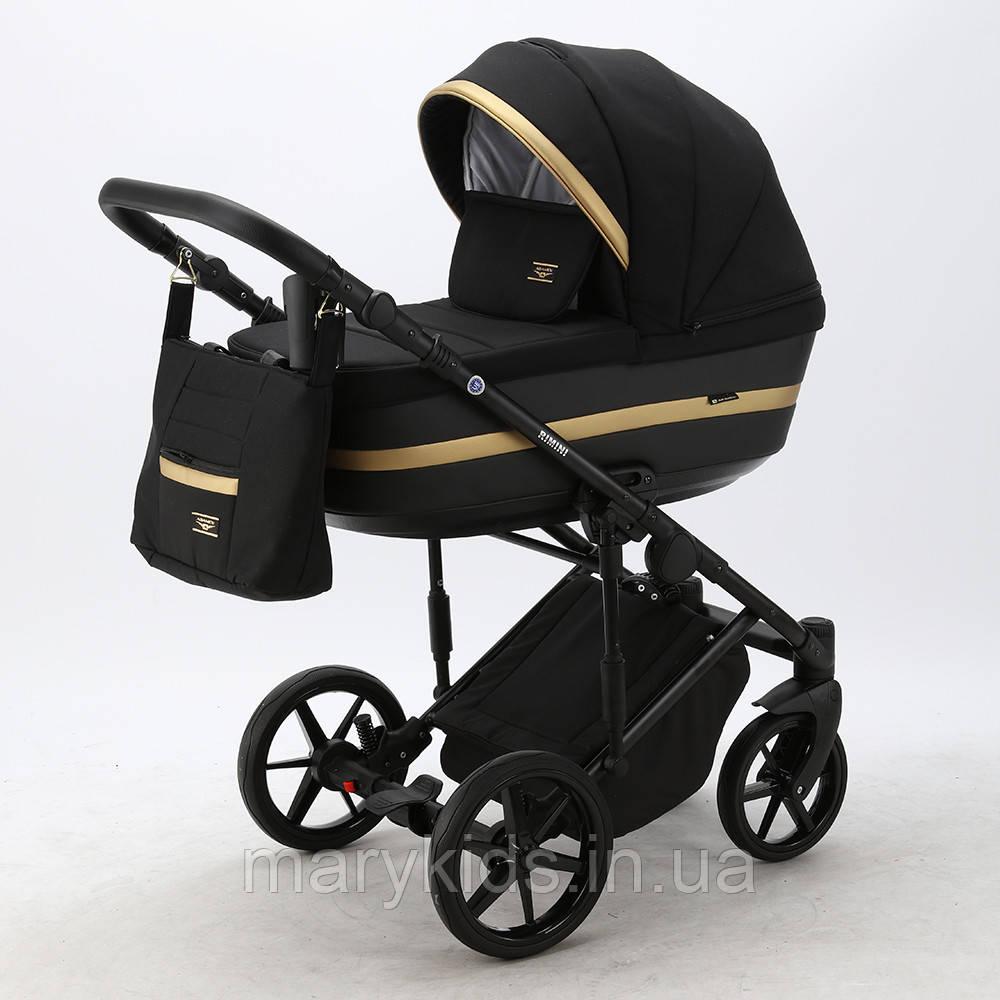 Детская универсальная коляска 2 в 1 Adamex Rimini Lux RI-66