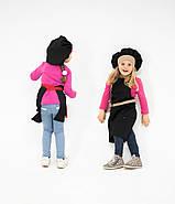 Комплект детский Latte Kids 5-7 лет   Фартук + Колпак, фото 3